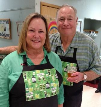 Christy & Rick Mackey